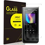 IVSO 2 Pack Screen Protector for Sony NW ZX507,HD Clear Tempered Glass Screen Protector for Sony NW ZX507