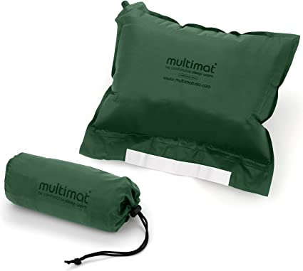 New Multimat Trekker 25 Self Inflating Sleeping Mat Camping