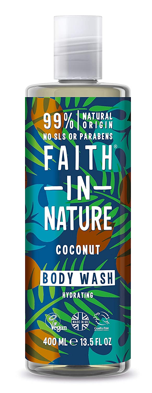 Faith In Nature Coconut bodywash 400ml