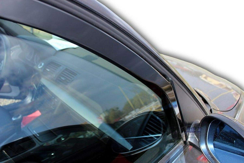J/&J AUTOMOTIVE DEFLETTORI ARIA ANTITURBO per BMW 1 S/érie E87 2004-2011 4 pezzi