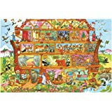 Bigjigs Toys Noah's Ark Floor Puzzle (96 Piece)