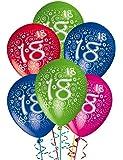 ocballoons Palloncini Compleanno 18 Anni addobbi e Decorazioni per Feste Party