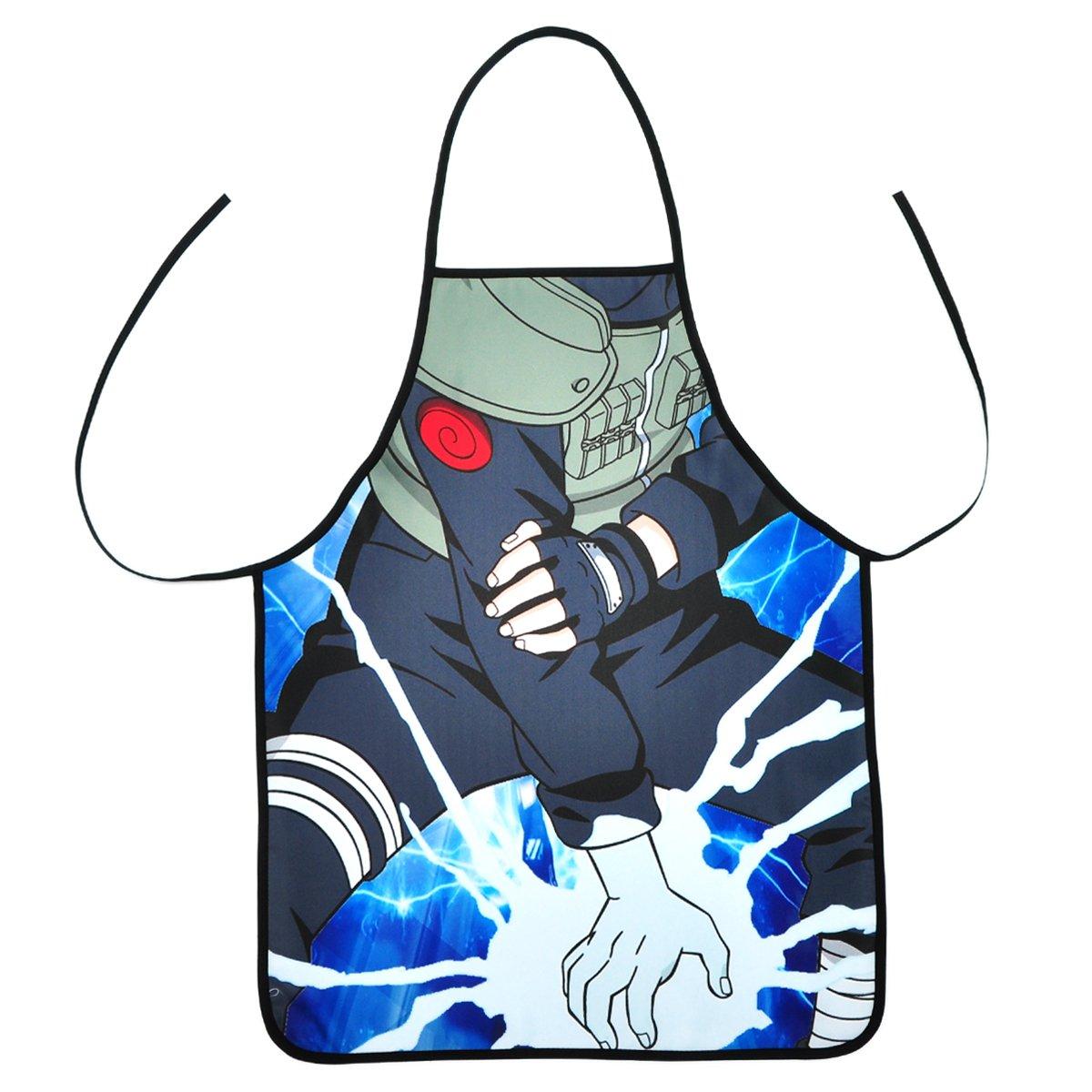 CoolChange Naruto apron, theme: Kakashi Hatake