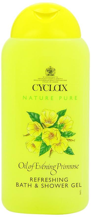 Cyclax Aceite de Onagra Gel de Baño y Ducha 300ml