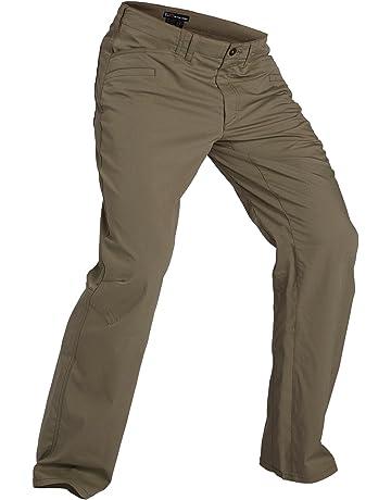 9edb5c513a 5.11 Tactical Men's Ridgeline Covert Work Pants, Teflon Finish, Poly-Cotton  Ripstop Fabric