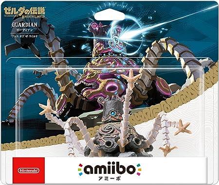 Amiibo Guardian - Legend of Zelda Breath of the Wild series Ver ...