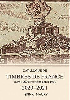 Catalogue de timbres de France 2018 - Volumes 1 et 2: Amazon.es ...
