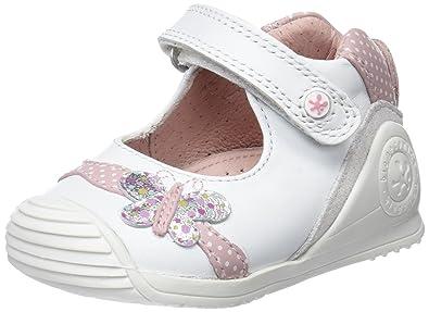 Amazon.com: Garvalin Valencia Niñas de la primera zapatos ...