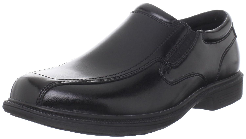Low Cost Bleeker St Mens Black Nunn Bush Mens Dress Loafers