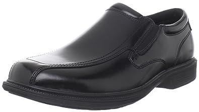 Nunn Bush Men's Bleeker St Slip-On Loafer,Black,7 ...
