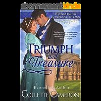 Triumph and Treasure (Highland Heather Romancing a Scot Series Book 1) (English Edition)