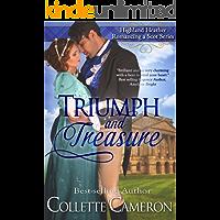 Triumph and Treasure (Highland Heather Romancing a Scot Series Book 1)