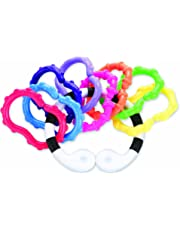 Nuby Playlinks Teether, 8-Pack