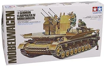 Tamiya - Maqueta de Tanque Escala 1:35 (35101) (versión en ...