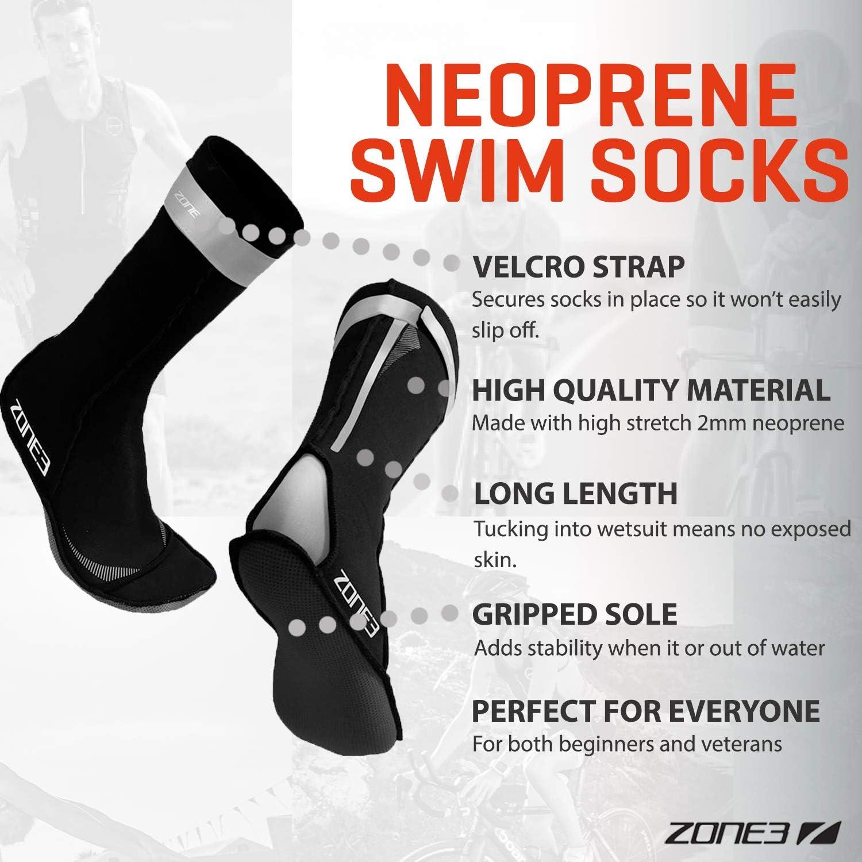 Zone3 Neoprene Swimming Socks