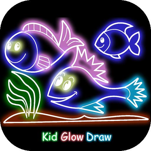 (Kid Glow Draw)