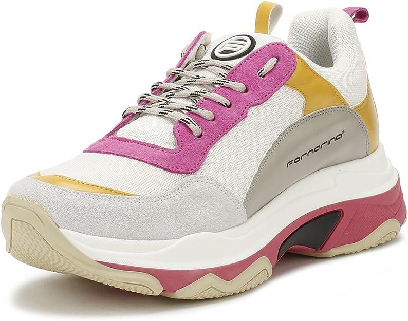 Fornarina Womens Fuxia Pink Super 4
