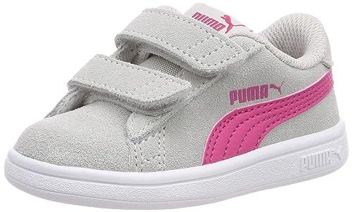c7cc8d8f9 Puma Unisex Babies Smash V2 Sd V Inf Low-Top Sneakers  Amazon.co.uk ...