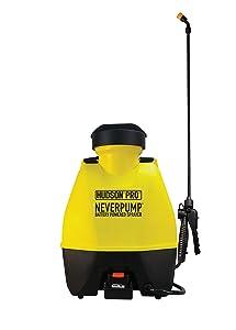 Hudson Pro Neverpump Bak-Pak Sprayer