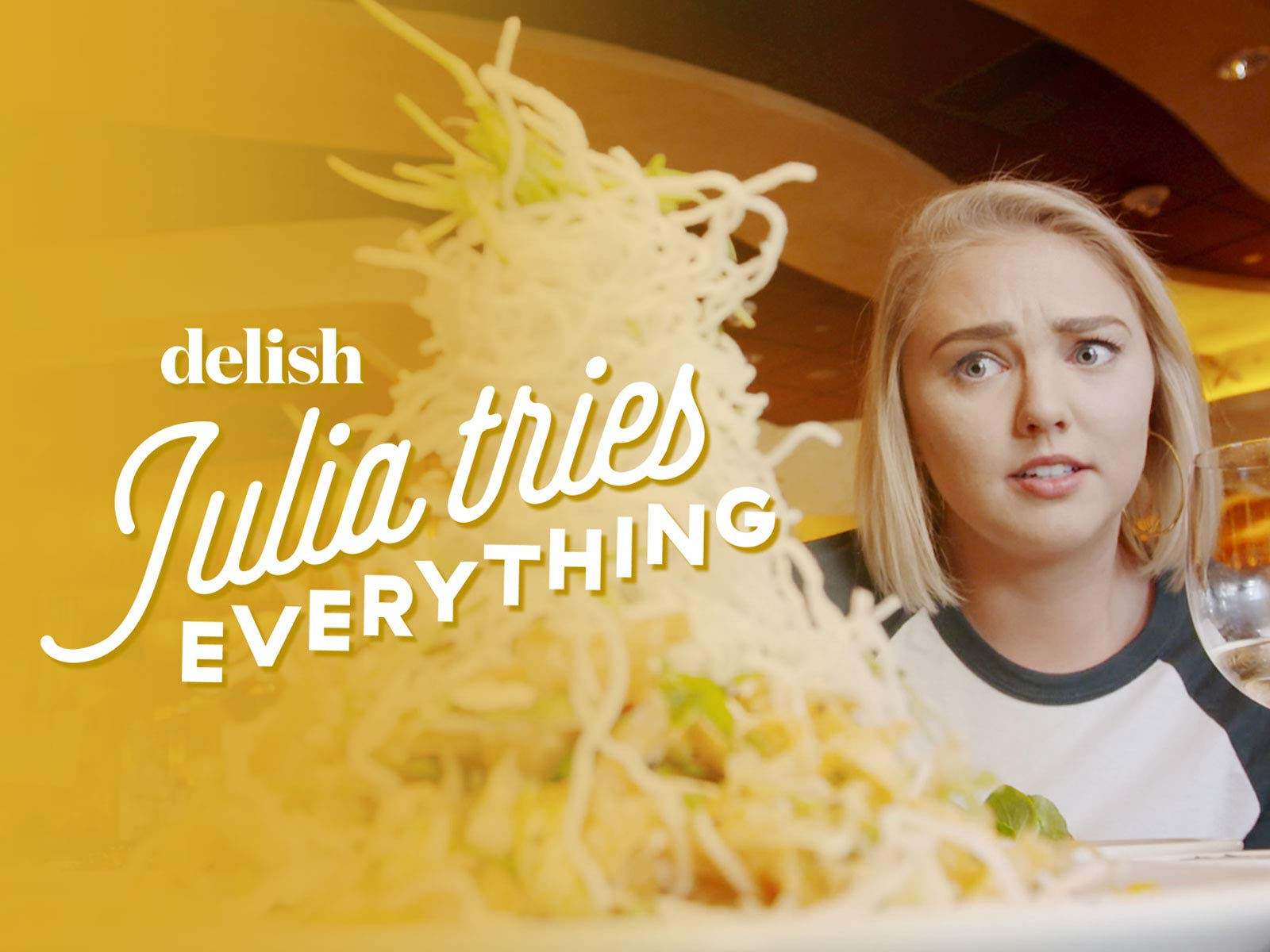 Julia Tries Everything on Amazon Prime Video UK