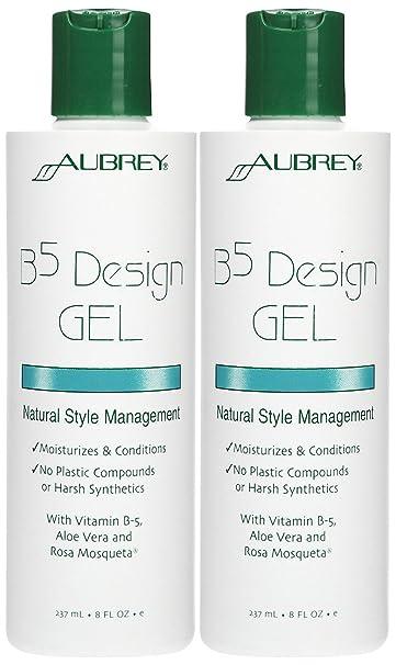 Amazoncom Aubrey Organics B 5 Design Gel 8 Oz 2 Pk Beauty