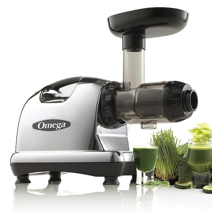 Omega j80006 Nutrition Center masticating Dual-stage juicer