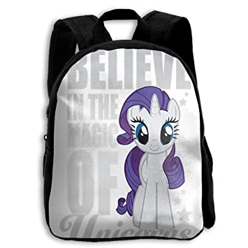 7ad96e1cd1be Amazon.com | Syins My Little Pony Rarity BELIEVE IN THE MAGIC OF ...