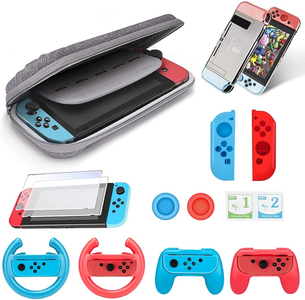 Amazon Promo Code for Accessories Kit Bundle for Nintendo Switch
