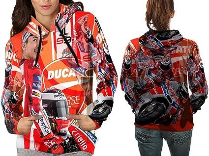 Hooded Top . JORGE LORENZO 99 MOTOR BIKE INSPIRED STYLE Hoodie