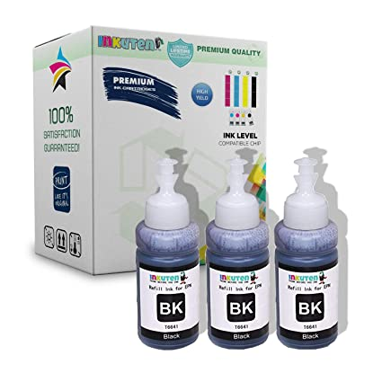 How To Reset Epson L120 Ink Level