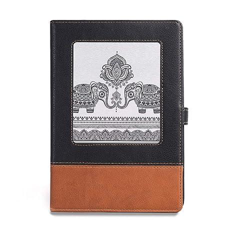 Amazoncom Premium Thick Paper Elephant Mandala A561 X 86