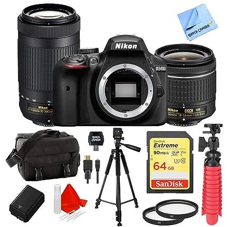 Review Nikon D3400 24.2MP DX
