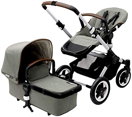 CARRITO DE BEBE BUGABOO BUFFALO ESCAPE (Reacondicionado Certificado)