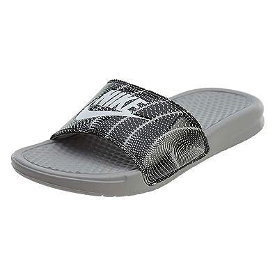 102b0adae5cd Nike WMNS Benassi JDI Print Womens 618919-018 Size 5