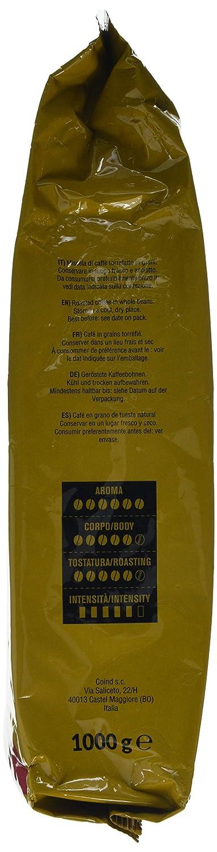 Consuelo Gran Aroma - Café en grano italiano - 1 kg: Amazon.es: Alimentación y bebidas