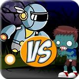 Smart Robots VS Stupid Zombies