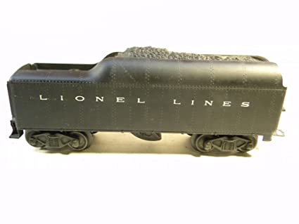 Lionel 2046W Lines Whistle Tender 1950 1953 O Gauge Train