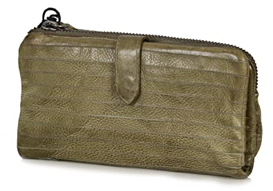 really comfortable catch another chance FREDsBRUDER Straight Cut S. C. Wallet Lucky Olive: Amazon.co ...