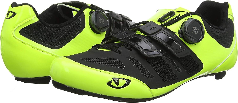 Giro Sentrie Techlace Road Chaussures de V/élo de Route Homme