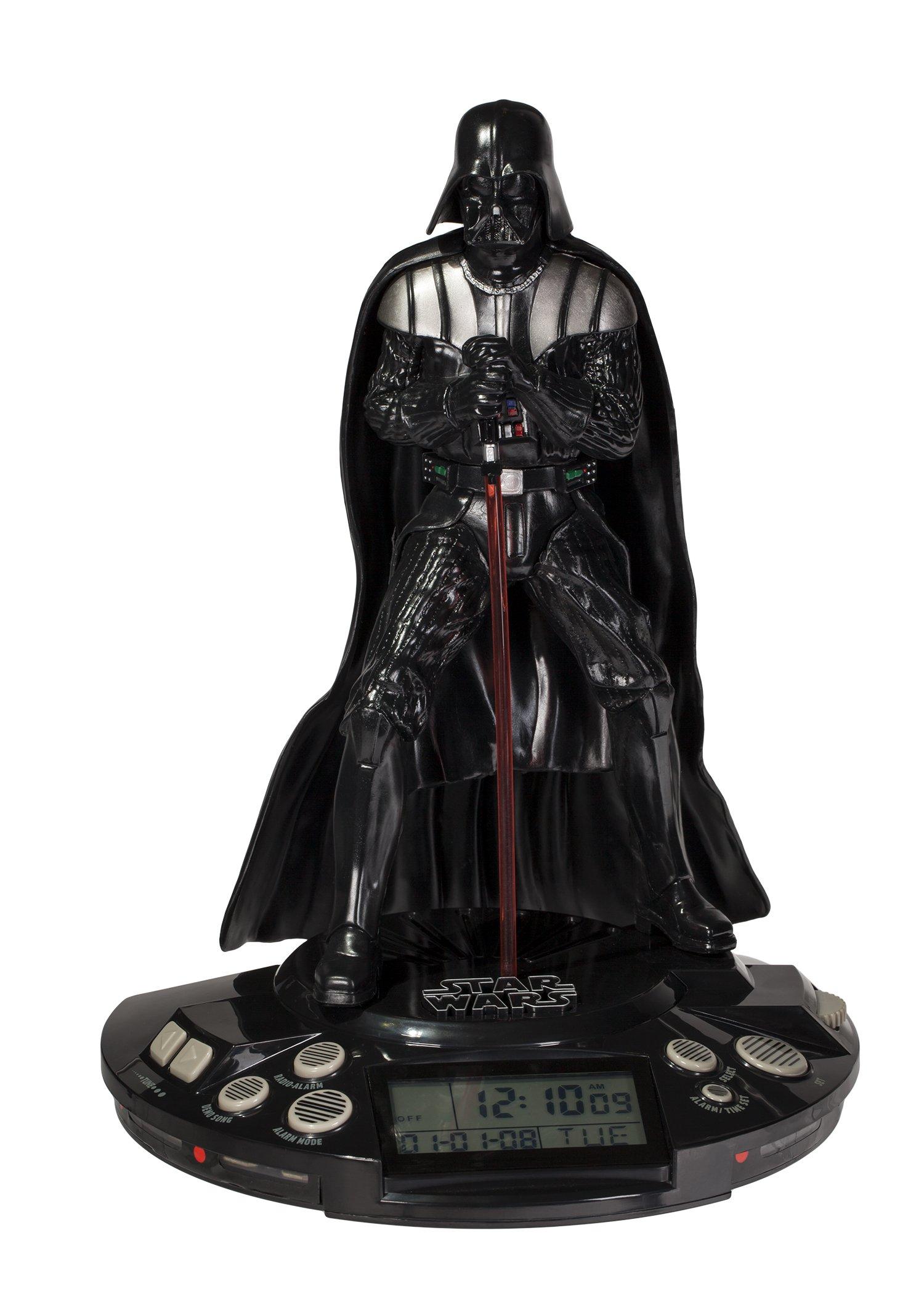 Star Wars Darth Vader Alarm Clock by Star Wars