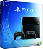PlayStation 4 - Konsole (500GB) inkl. 2 DualShock Controller [CUH-1116A]