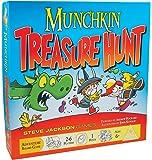 Munchkin Treasure Hunt Card Game