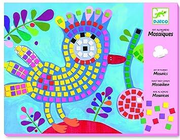 Sticker DjecoAmazon Djeco And Mosaic Ladybug By es Craft KitBird LSUzpqVjGM