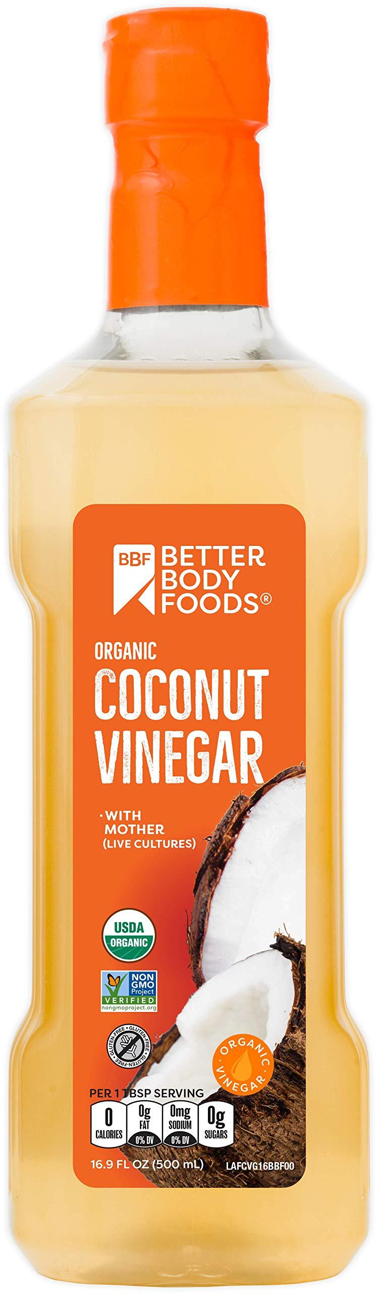Amazon.com: Organic Coconut Vinegar Capsules – Powerful
