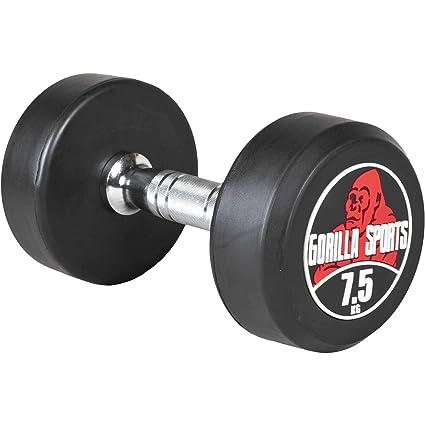 Gorilla Sports - Pesas redondas 7.5kg