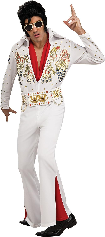 Disfraz de Elvis Presley hombre L: Amazon.es: Juguetes y juegos