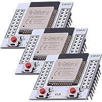 AZDelivery 5 x ESP32 Wlan WiFi Module z bezpłatną płytką adaptera kompatybilny z Arduino i mikrokontrolerem w tym e-book…