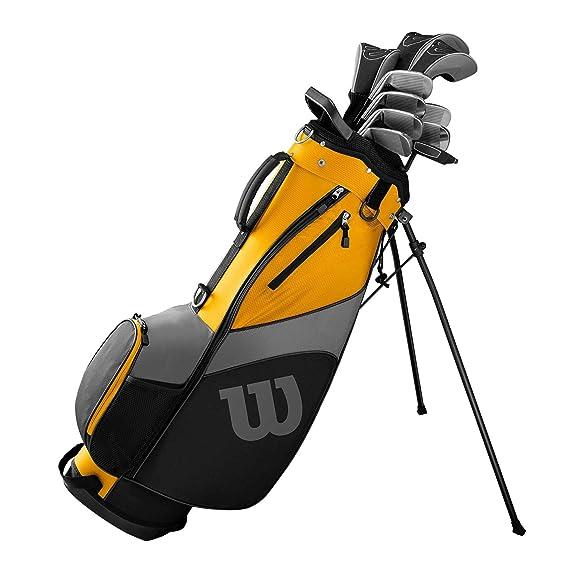 WILSON Ultra 2019 - Juego de Palos de Golf para Hombre ...