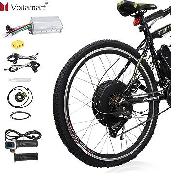 Voilamart Kit de conversión de rueda trasera de 26 pulgadas para ...
