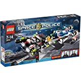 LEGO - 5973 - Jeu de construction - Space Police - Poursuite dans l'espace